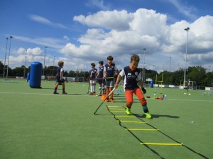Hockey minikamp